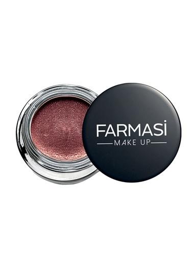 Farmasi Long-Last Krem Göz Farı Red Glaze 04-3Gr Renksiz